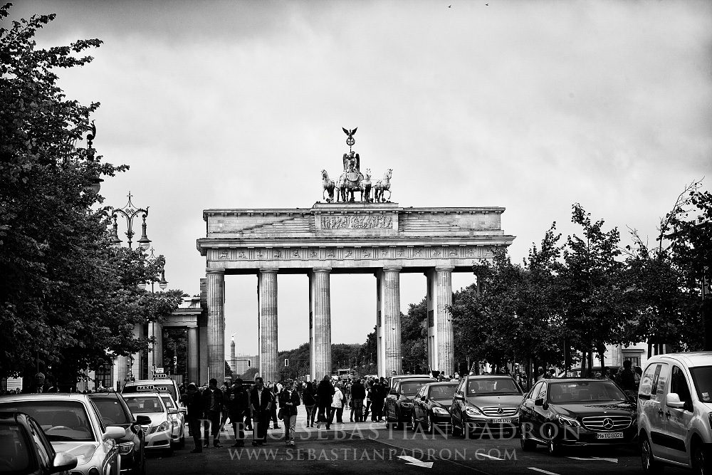 Brandenburger Tor  - Germany