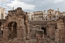 Lecce amphitheatre - Italy