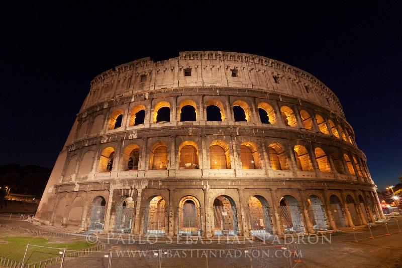 Colosseum Rome 2 - Italy