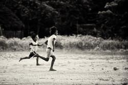 Niños Achuar - Ecuador