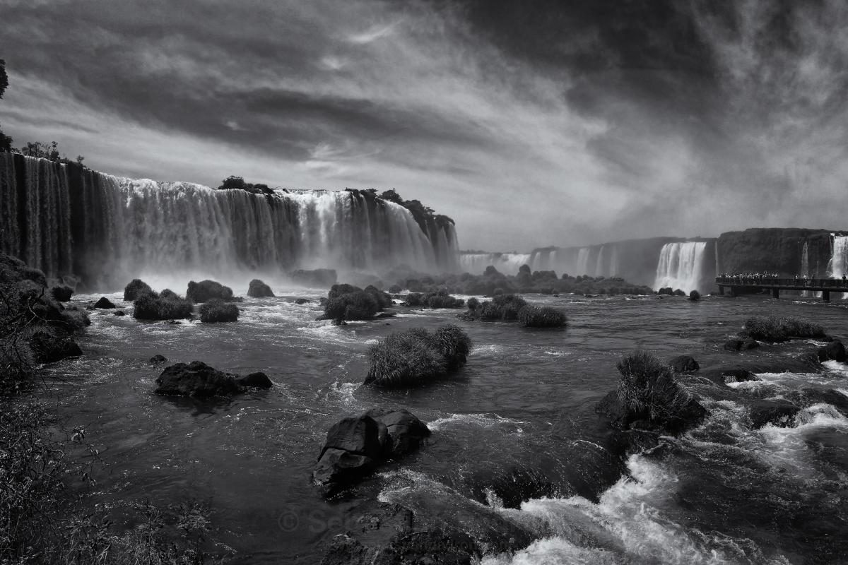 Cascadas Iguazu