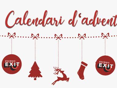 Calendari d'advent artístic!