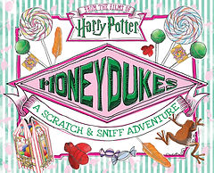 Harry Potter Honeydukes: A Scratch and Sniff Adventure