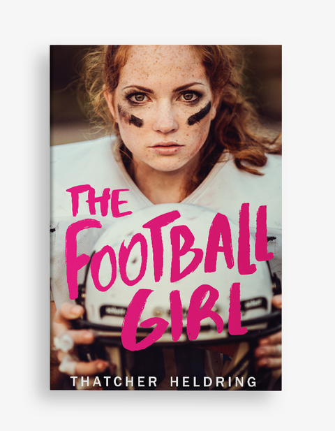 The Football Girl
