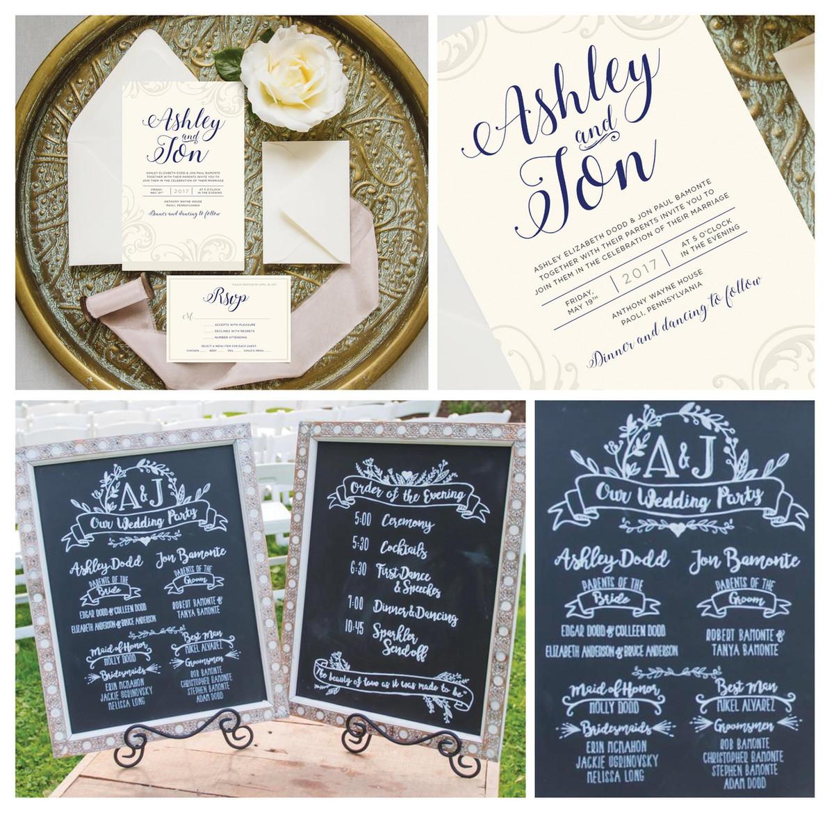 Ashley and Jon's Wedding