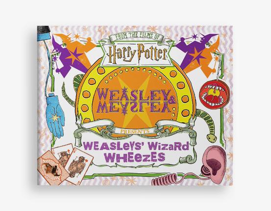 Harry Potter Wizard Wheezes