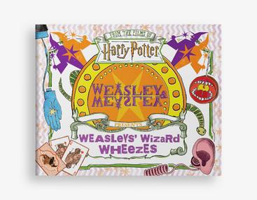 HARRY POTTER WEASLEY'S WIZARD WHEEZES