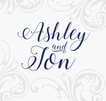 ASHLEY AND JON