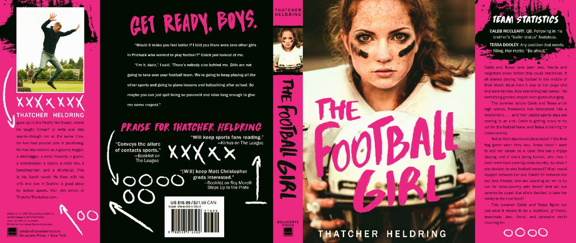 The Football Girl Jacket