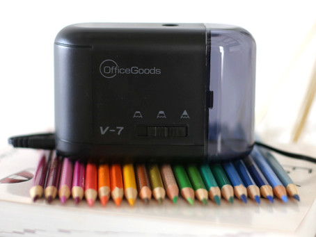 How To Un-Jam The V-7 Pencil Sharpener