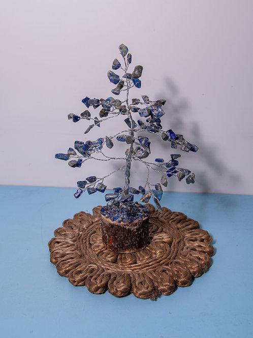 Lapis Lazuli Stone Tree