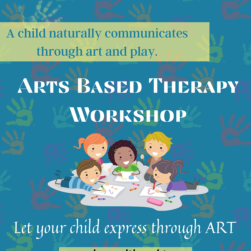 Arts Based Therapy Workshop