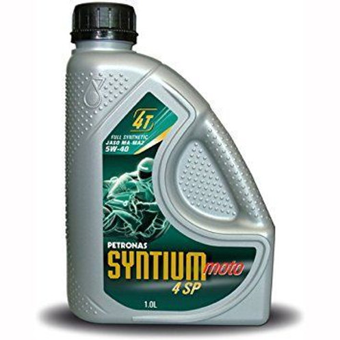 Petronas Syntium 4SP Fully-Synthetic 5w40 1L