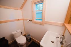 tent bathroom