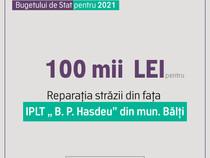 OAMENI, ORAȘE ȘI SATE: Amendamente la bugetul anului 2021