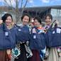 IPU・環太平洋大学 卒業記念デニムトートバッグ