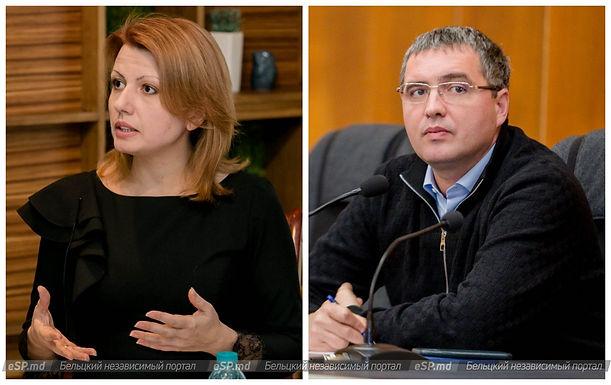 Депутат Арина Спэтару обвинила Ренато Усатого в сексистском высказывании