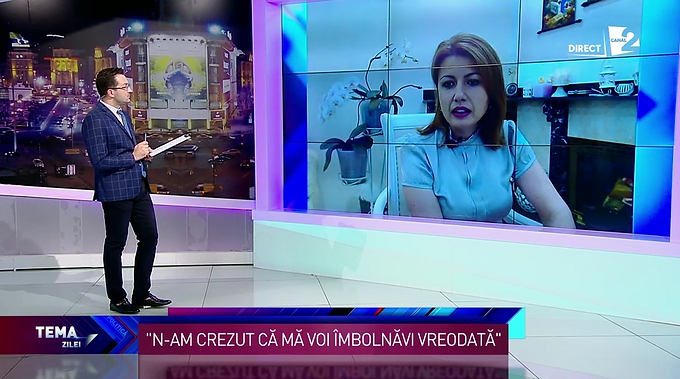 Tema Zilei cu Vadim Cheptanaru din 16.06.2020. Invitaţii acestei ediţii sunt Felicia Dunaf, Arina Spătaru şi Maria Arzumanean