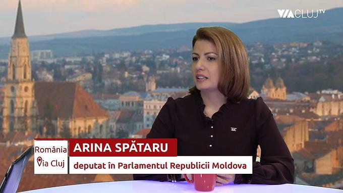 Arina Spătaru, deputat al Republicii Moldova: Opoziția caută un candidat comun la alegerile prezidențiale
