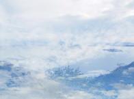 瀬戸内の島々と空