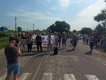 Protest față de fărădelegile comise de Judecătoria Bălți în cazul tânărului ucis la Elizaveta.
