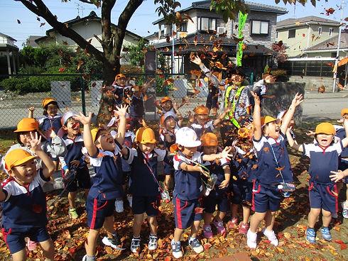 認定こども園 ほのみこども園 石川県野々市市 たくさんの笑顔をもらい、たくさんの笑顔を届ける