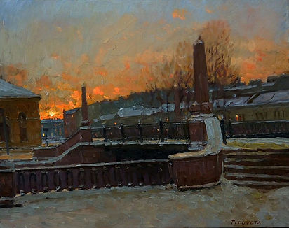 ATitovets-Morning_in_St.Petersburg