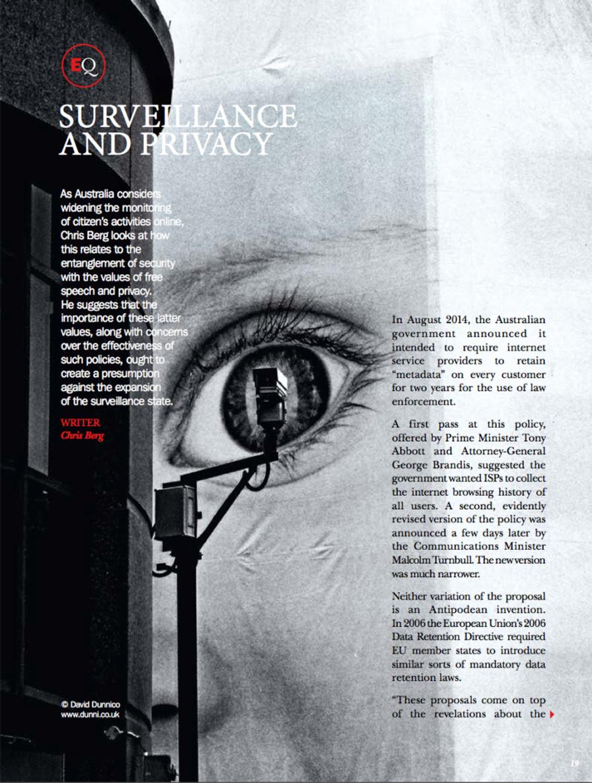 cctv eye magazine useage