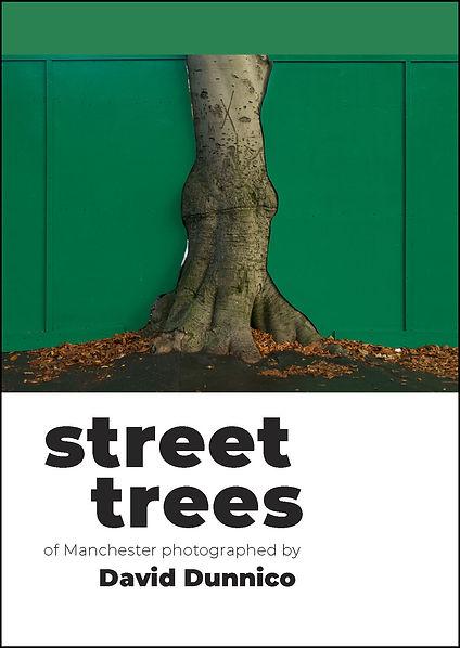 Street Trees David Dunnico Book Cover.jp