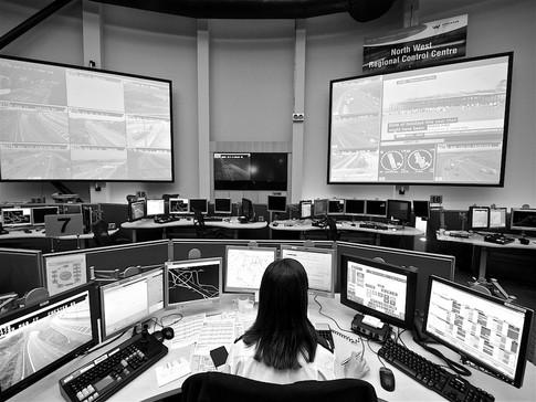 Motorway Control Room