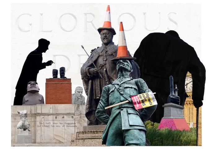 Statues Shall Fall