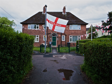 Big House Big Flag