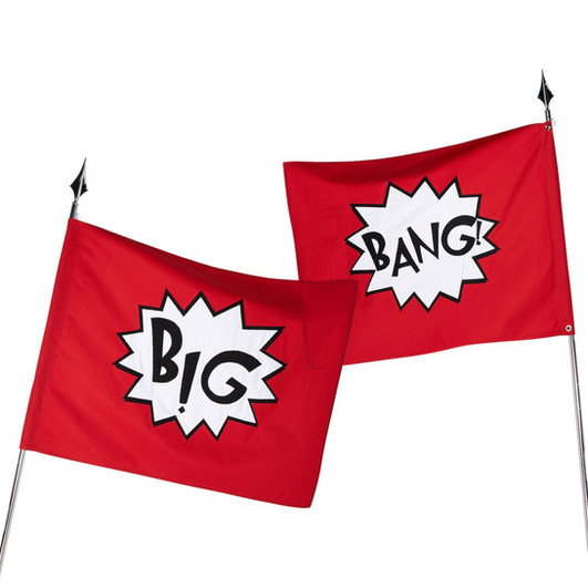 BIG £ANG! BOOM+BU$T