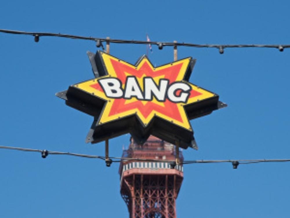 bang blackpool