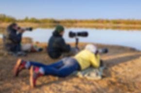 Photograhic Safari photo session in Kruger