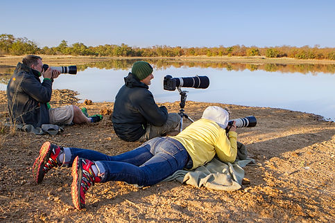 Photograhic Safari photo session in Kruger
