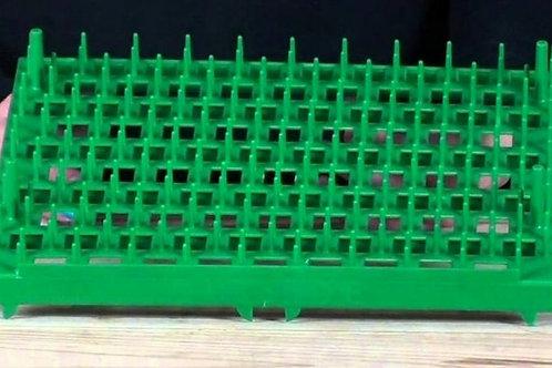 Quail Eggs Tray 95 capacity Use in egg Incubator