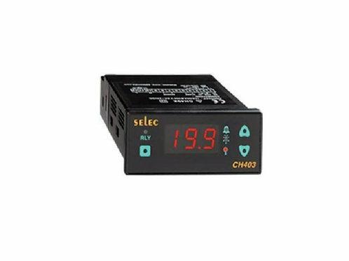 Selec CH-403-1 Temperature Chiller Controller