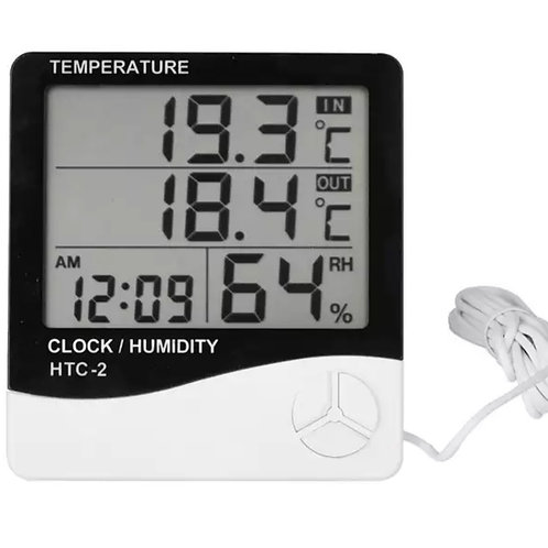 HTC-2 Digital Temperature Humidity Meter, Hygrometer