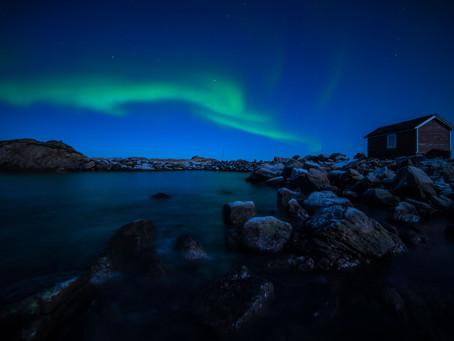 Andenes, Norvège