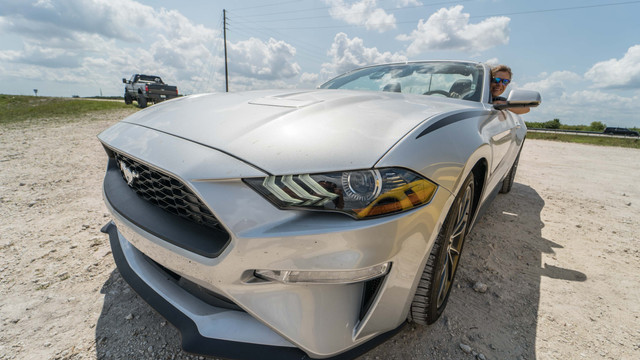 Miami Ford Mustang