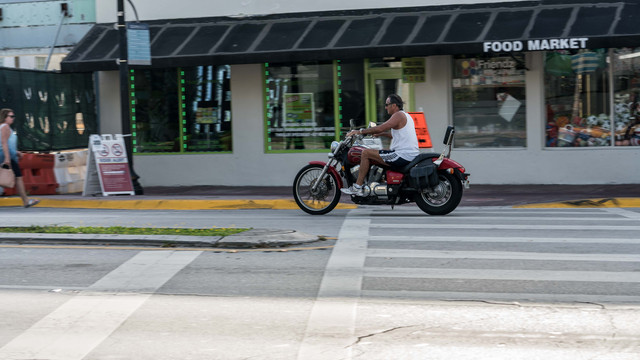 Miami motorcycle