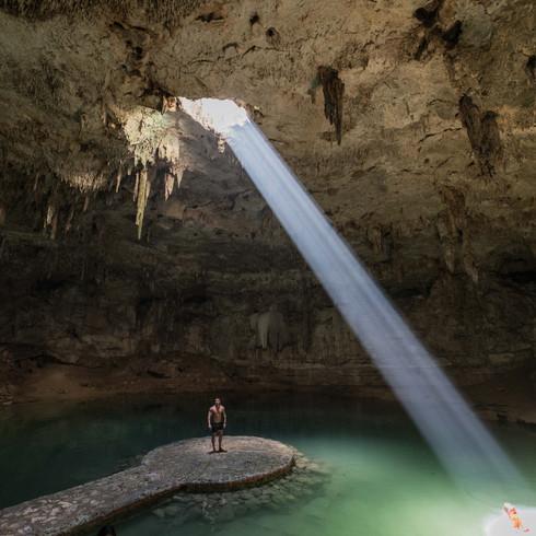 Cenote Suytun - Mexico