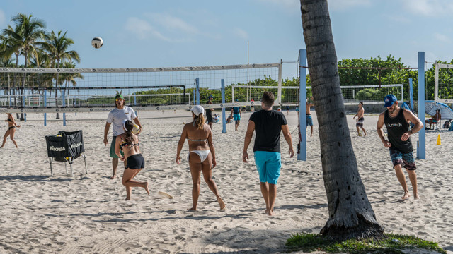 Miami Beach volley