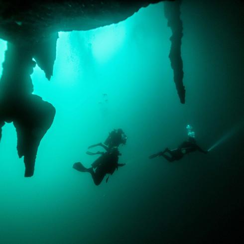 Cenote Angelita - Mexico