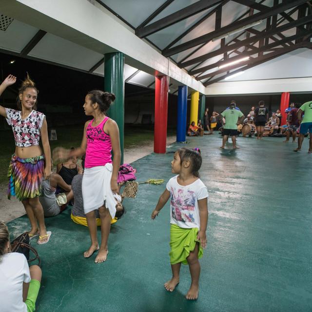 Ori Tahiti dancers