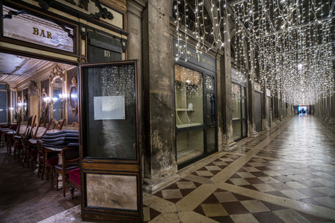 Cafe Florian Piazza San Marco
