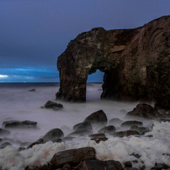 Arche du Port Blanc - Presqu'île de Quiberon