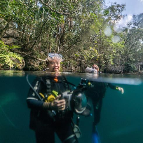 Casa Cenote - Mexico