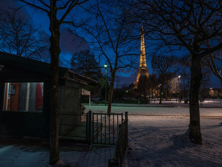Eiffel Tourneur